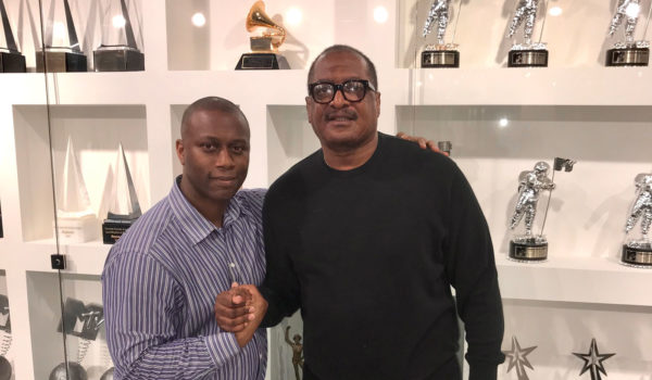Investors Mathew Knowles and Michael Kiladejo