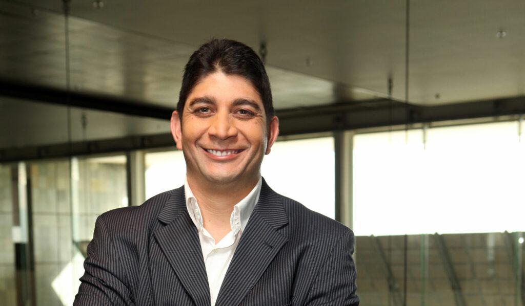 Shameel Joosub, CEO Vodacom Group