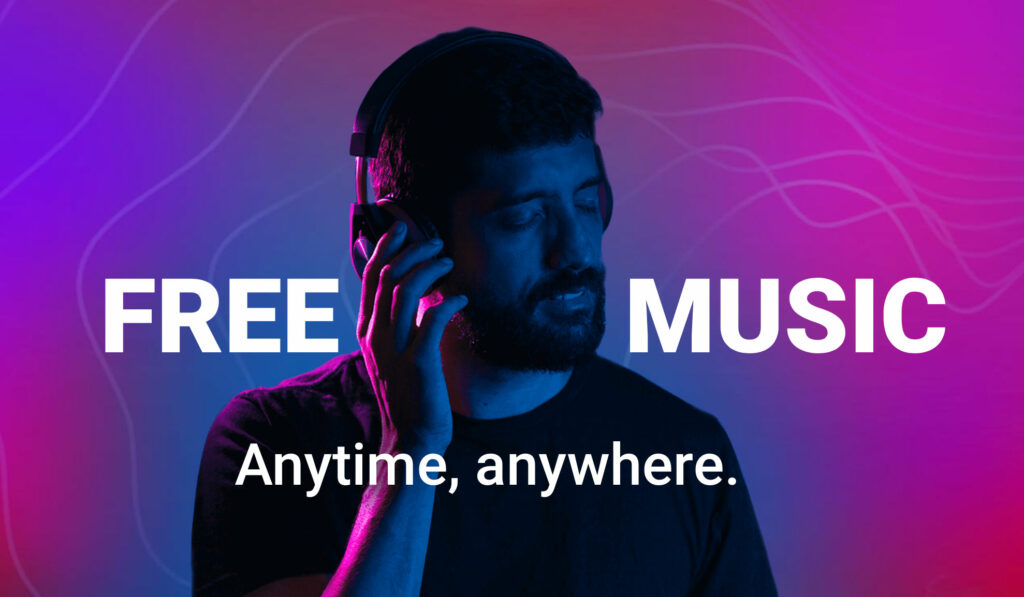 Screenshot Anghami Website